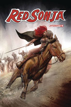 Image: Red Sonja Vol. 05 #14 (cover C - Bob Q) - Dynamite