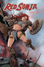 Image: Red Sonja #14 (cover D - Laming) - Dynamite