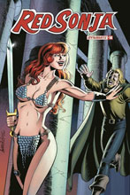 Image: Red Sonja #14 (incentive 1:10 cover - Pepoy Seduction) - Dynamite