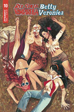 Image: Red Sonja and Vampirella Meet Betty and Veronica #10 (cover A - Dalton) - Dynamite