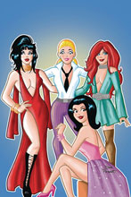 Image: Red Sonja and Vampirella Meet Betty and Veronica #10 (incentive 1:40 cover - Parent virgin)  [2020] - Dynamite
