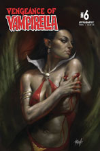 Image: Vengeance of Vampirella Vol. 02 #6 (cover A - Parillo) - Dynamite