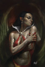 Image: Vengeance of Vampirella #6 (variant cover - Parrillo virgin) - Dynamite
