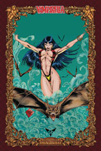 Image: Vengeance of Vampirella Vol. 02 #6 (incentive 1:50 cover - Deodato, Jr. Icon) - Dynamite