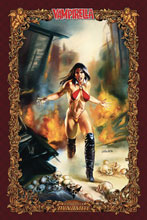 Image: Vengeance of Vampirella Vol. 02 #6 (incentive 1:60 cover - Bell Icon) - Dynamite