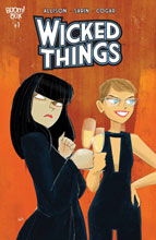 Image: Wicked Things #1 (cover B - Allison) - Boom! - Boom! Box