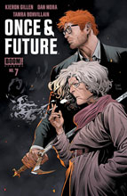 Image: Once & Future #7 - Boom! Studios