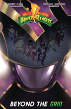Image: Mighty Morphin Power Rangers: Beyond Grid SC  - Boom! Studios