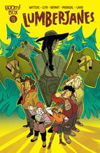 Image: Lumberjanes #72 (cover A - Leyh) - Boom! - Boom! Box