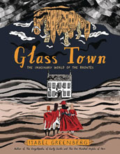 Image: Glass Town: Imaginary World of Brontes GN  - Abrams Comicarts