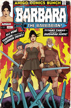 Image: Barbara the Barbarian #3 - Amigo Comics