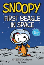 Image: Peanuts: Snoopy - The First Beagle in Space SC  - Amp! Comics For Kids