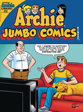 Image: Archie Jumbo Comics Digest #308 - Archie Comic Publications