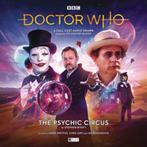 Image: Doctor Who Audio CD: Adventures Psychic Circus  - Big Finish