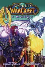 Image: Warcraft: Mage Wow GN  - Blizzard Entertainment