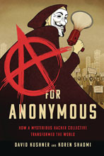 Image: A for Anonymous GN  - Bold Type Books