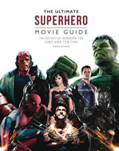 Image: Ultimate Superhero Movie Guide HC  - Carlton Books