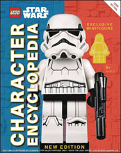 Image: Lego Star Wars Character Encyclopedia  (new edition) - DK Publishing Co