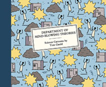 Image: Department of Mind-Blowing Theories: Gauld Strips SC  - Drawn & Quarterly