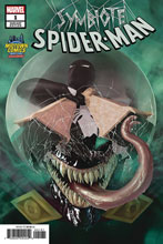 Image: Symbiote Spider-Man #1 (variant Midtown cover - Rahzzah) - Dynamic Forces