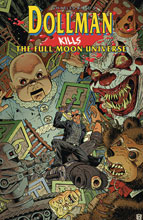 Image: Dollman Kills: The Full Moon Universe SC  - Full Moon Features