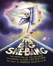 Image: Big She Bang: Herstory of Universe HC  - Harper Wave