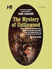 Image: Dark Shadows Paperback Library Novel Vol. 04: Mystery of Collinwood  - Hermes Press