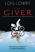 Image: Giver Graphic Novel SC  - Houghton Mifflin Harcourt