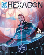 Image: Hexagon #1 (cover C - Xu) - Impact Theory, LLC
