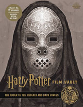Image: Harry Potter Film Vault Vol. 08: Order of Phoenix & Dark Forces HC  - Insight Editions