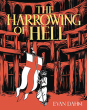 Image: Harrowing of Hell GN HC  - Iron Circus Comics