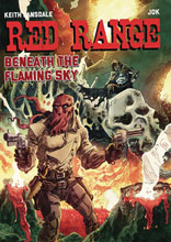 Image: Red Range: Beneath the Flaming Sky #1 (cover A - Jok) - It's Alive