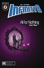 Image: Infinity 8 #19 (All for Nothing Part One) - Magnetic Press Inc.