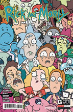 Image: Rick & Morty #60 (cover B - Starks) - Oni Press Inc.