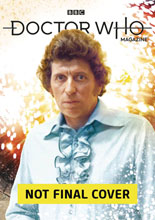 Image: Doctor Who Magazine #549 - Panini Publishing Ltd