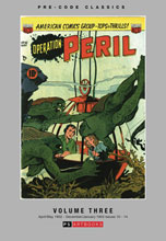 Image: Pre-Code Classics: Operation Peril Vol. 03 HC  - PS Artbooks