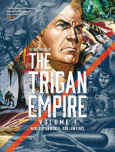 Image: Rise and Fall of Trigan Empire Vol. 01 SC  - Rebellion / 2000AD