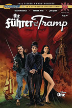 Image: Fuhrer and the Tramp #1 - Source Point Press