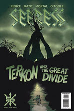 Image: Seeress Terkon and Great Divide One-Shot  - Source Point Press