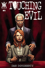 Image: Touching Evil #5  [2020] - Source Point Press