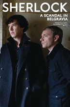Image: Sherlock: Scandal in Belgravia #4 (cover B - Photo) - Titan Comics