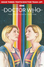 Image: Doctor Who: The 13th Doctor Season Two #3 (cover C - Pepoy) - Titan Comics