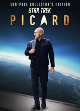 Image: Star Trek: Picard - The Official Collector's Edition  (Newstand edition) - Titan Comics