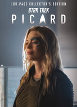 Image: Star Trek: Picard - The Official Collector's Edition  (Previews Exclusive edition) - Titan Comics