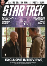 Image: Star Trek Magazine #75 (Newstand edition) - Titan Comics