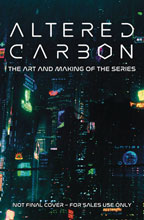 Image: Altered Carbon: Art and Making the Series HC  - Titan Books