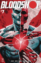 Image: Bloodshot [2019] #7 (New Arc) (cover A - Kirkham) - Valiant Entertainment LLC