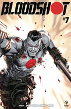 Image: Bloodshot [2019] #7 (New Arc) (cover B - Ngu) - Valiant Entertainment LLC