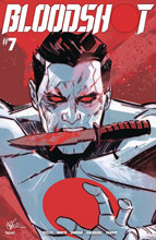 Image: Bloodshot [2019] #7 (New Arc) (cover C - Virella) - Valiant Entertainment LLC