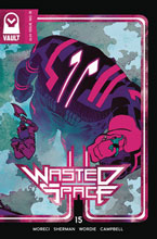 Image: Wasted Space #15 - Vault Comics